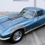 A Hero's '67 Corvette…
