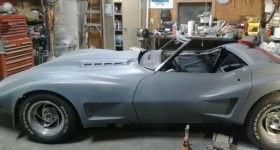 Summer Corvette – 1972 LT1 Convertible
