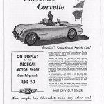 Introduction of the First Generation Corvette!