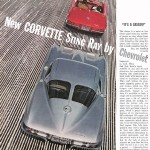 Introduction of the Second Generation Corvette!