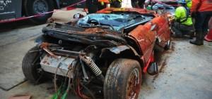 1984-PPG-Pace-Car-Corvette-Museum-Sinkhole-Extraction-2-720x340