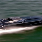 2700 HP Corvette Inspired Carbon Fiber Powerboat