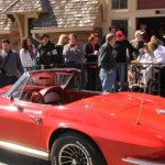 Friends Rally To Restore a Dying Veteran's Corvette