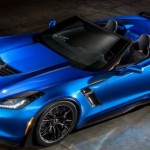 2015 Corvette Z06 Convertible, Before New York Debut