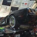 1991 Corvette ZR-1 Spyder Rescued from Museum Sinkhole