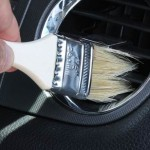 Paint Brush Detailing Tip