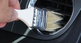 Paint Brush Detailing Tip