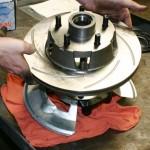 Disc Brake Installation Tip