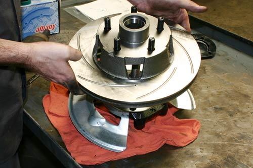 front-disc-brake