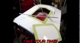 How To Install New Hood Window Or Wing Vents