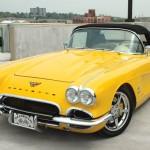 1962 Pro Touring Corvette
