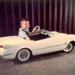 First Corvette Pedal Car?