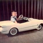 First Corvette Pedal Car?