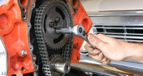 Timing Chain Removal and Replacement