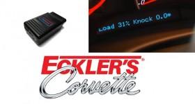 Corvette DashLogic Programmable Performance Monitor