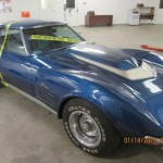 Corvette Stolen 42 Years Ago Found…