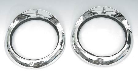 Headlight-bezels