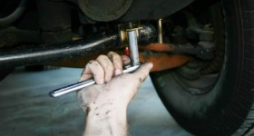 Installing A High Performance Front Sway Bar
