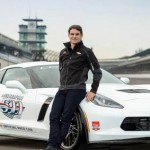 Jeff Gordon To Pace The 500 In A Z06
