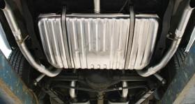 Fuel Tank Install