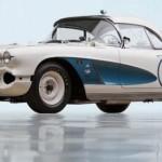 Gulf Oil Corvette Race Car