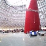 National Corvette Museum Skydome Update