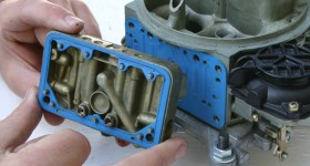 Carburetor: Dual-Feed Conversion