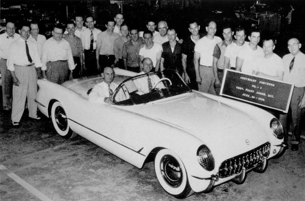 old-corvette-team
