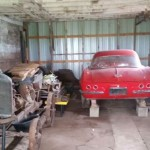 Two C1 Corvettes Found in an Illinois Barn