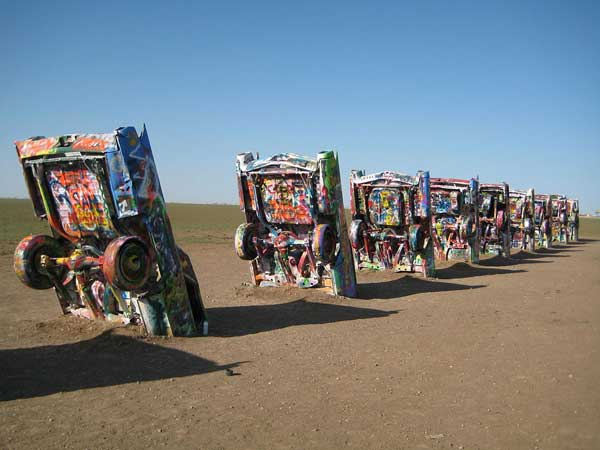 Cadillac-Ranch