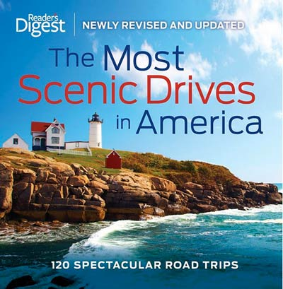 Most scenic drives book