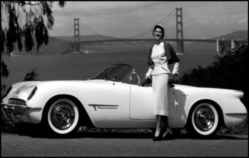 1953-Corvette