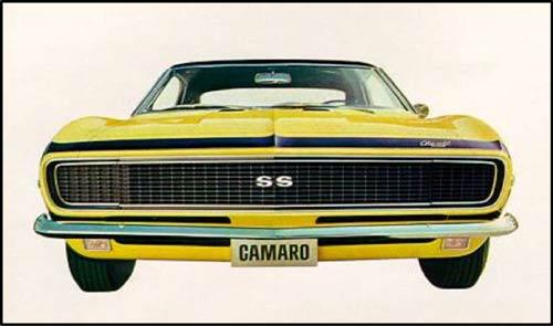 1967-Camaro