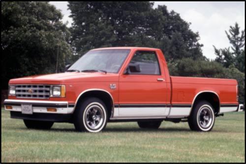 1982-S10-Pick-up