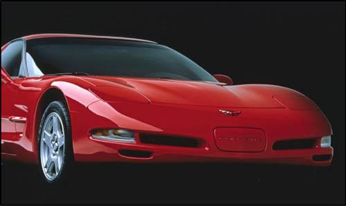 1997-Corvette