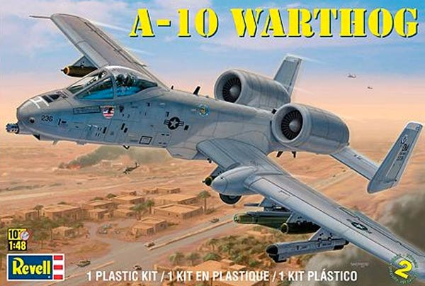 A-10-model-kit