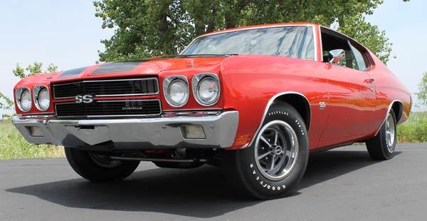 1970 Chevelle LS6