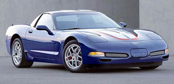 2004 Z06 Commemorative Edition