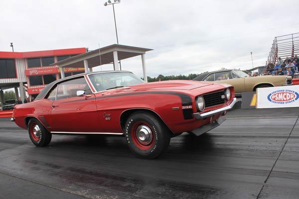 22-1969 Camaro SS396