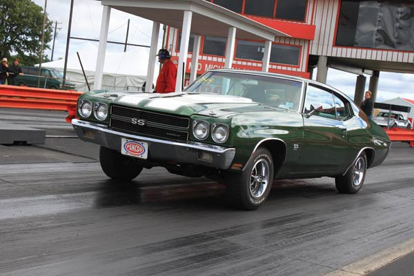 26-1970 Chevelle SS396