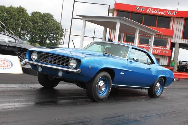 3-1969 Camaro