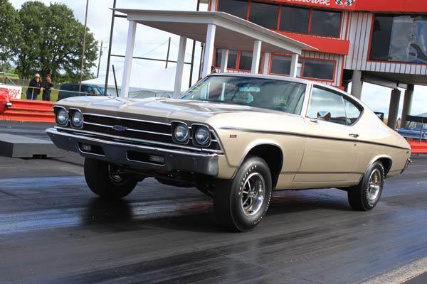 5-1969 COPO Chevelle