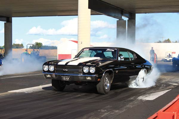 8-1970 Chevelle SS454