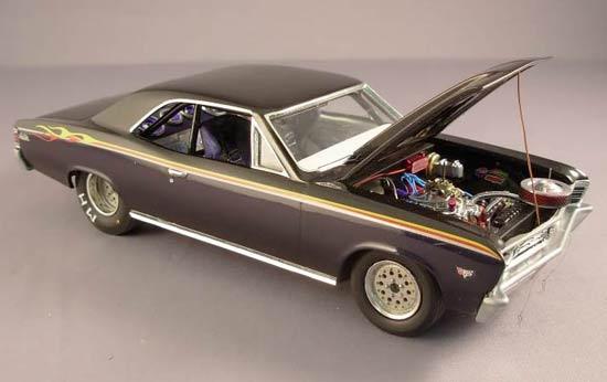 Chevelle-model-car