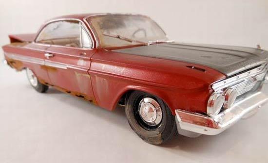 Impala-model-car