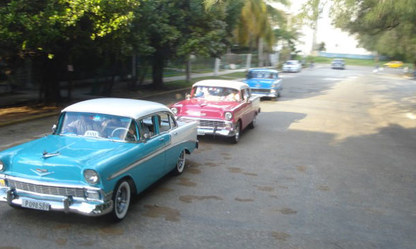 The-cars-of-cuba