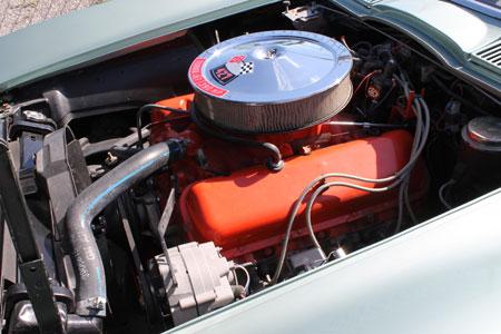 1966-Corvette-427-engine