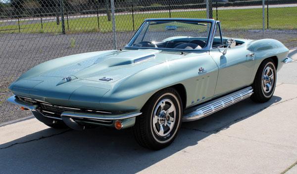 1966-Corvette